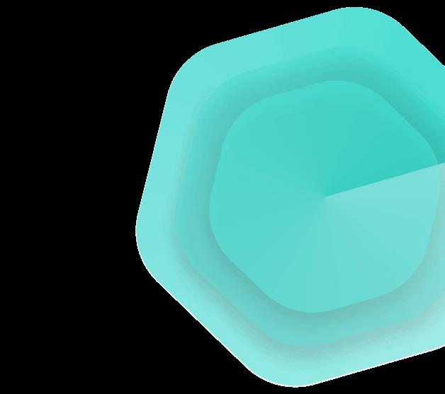 hexagone-green